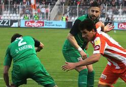 Adanaspor kayıplarda