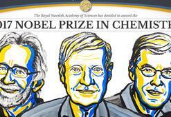 Nobel Kimya Ödülleri de üç isme gitti