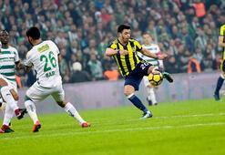 Bursaspor, evinde Fenerbahçe galibiyetine hasret