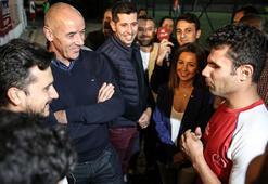 Bursaspordan görme engelli futbolculara destek