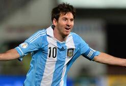 """Messi ülkesinde """"en iyi"""" değil"""