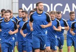 Konyasporda Erciyesspor hazırlıkları