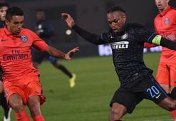 Paris Saint Germain - Inter: 1-0