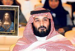 Da Vinci tablosunu  Suudi veliaht mı aldı