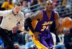 36lık Kobe Bryanttan triple double