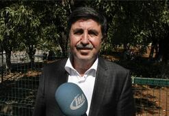 HDP'li vekil Yezidi kampında