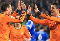 Schalke - Real Madrid: 1-6