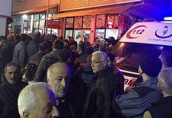 Zonguldak ta 50 kişilik grup kahvehane bastı