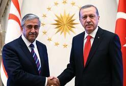 Cumhurbaşkanı Erdoğandan Cumhurbaşkanı Akıncıya demokrasi teşekkürü