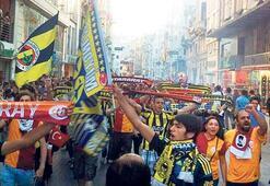 Taraftar grupları Taksime çıkıyor