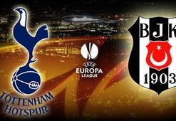 Beşiktaş, Tottenham karşısında 2 puanı bıraktı