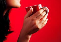 Kahvenizi sütlü için