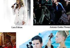 Lara Fabian Ankara Müzik Festivali'nde