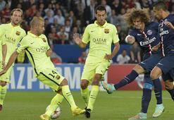 PSG, Barcelonayı devirdi