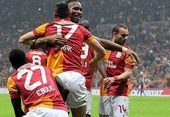 Galatasaray - Karabükspor... İlk 11ler belli oldu