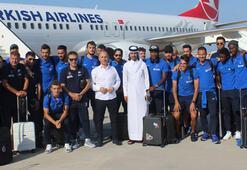 Trabzonspor Katar'da