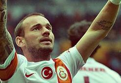 Galatasaray Sneijderi uyardı