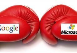 Microsoft Googleı Komik Buluyor