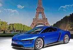 Volkswagen'den Paris'te dört dünya prömiyeri