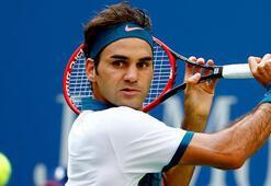 Roger Federer Rioda yok