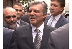 Abdullah Gül kurbanını bu kuruma bağışladı