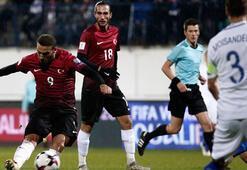 Finlandiya - Türkiye maç özeti Millilerden buruk veda...