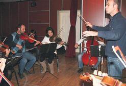 O liseden Güneydoğu'nun ilk oda orkestrası çıktı