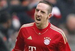 Ribery, Almanyanın en iyisi