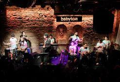 Balkan müziğinin yıldızları bu hafta Babylonda