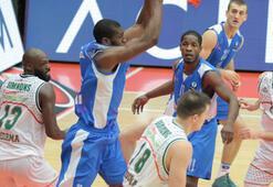 Banvit - Dinamo Sassari: 74-75
