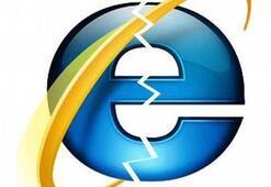 Internet Explorer 8de güvenlik açığı bulundu
