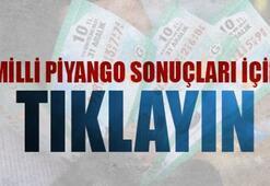 Milli Piyango çekilişi sonuçları açıklandı 29.07.16 MPİ