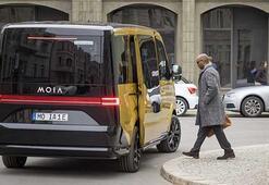 Volkswagen, otonom dolmuşu MOIAyı tanıttı