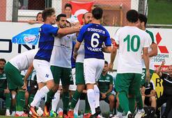 Bursaspor, Alman ekibine 3-0 mağlup oldu