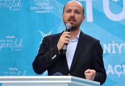 Bilal Erdoğan, Osmaniyede TÜGVA şubesinin açılışına katıldı