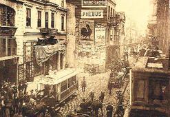 Bir zamanlar İstiklal Caddesi