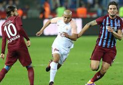 Trabzonspor - Galatasaray maç özeti: 2-1