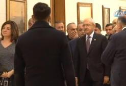 CHP lideri Kılıçdaroğlu Londraya gitti