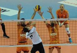 Galatasaray HDI Sigorta-Beşiktaş: 3-0