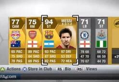 FIFA 13de Yılın Takımına Sahip Olabilirsiniz