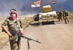Son dakika... Barzaniyi büyük korku sardı 50 bin kişilik ordu harekete geçti