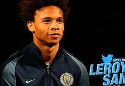 Manchester City, Saneyi transfer etti