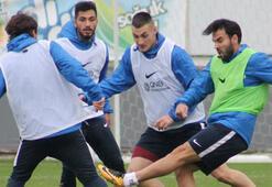 Trabzonsporda Kasımpaşa maçı hazırlıkları başladı