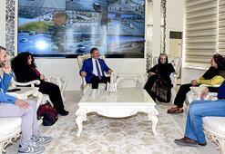 İranlı yönetmen Banietemad'den Malatya'ya övgü
