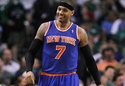 Knicks süpürgeleri çıkarıyor
