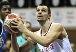 Gaziantep Basketbol galibiyete kilitlendi