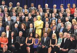 'Oscar' adayları yemekte buluştu