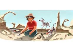 Mary Leakey 100üncü Doğumgünü şerefine Google ana sayfasında SON HABER