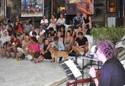 Datça'da sanat dolu buluşma