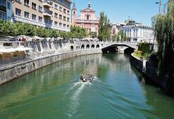 Avrupanın şirin başkenti Ljubljana